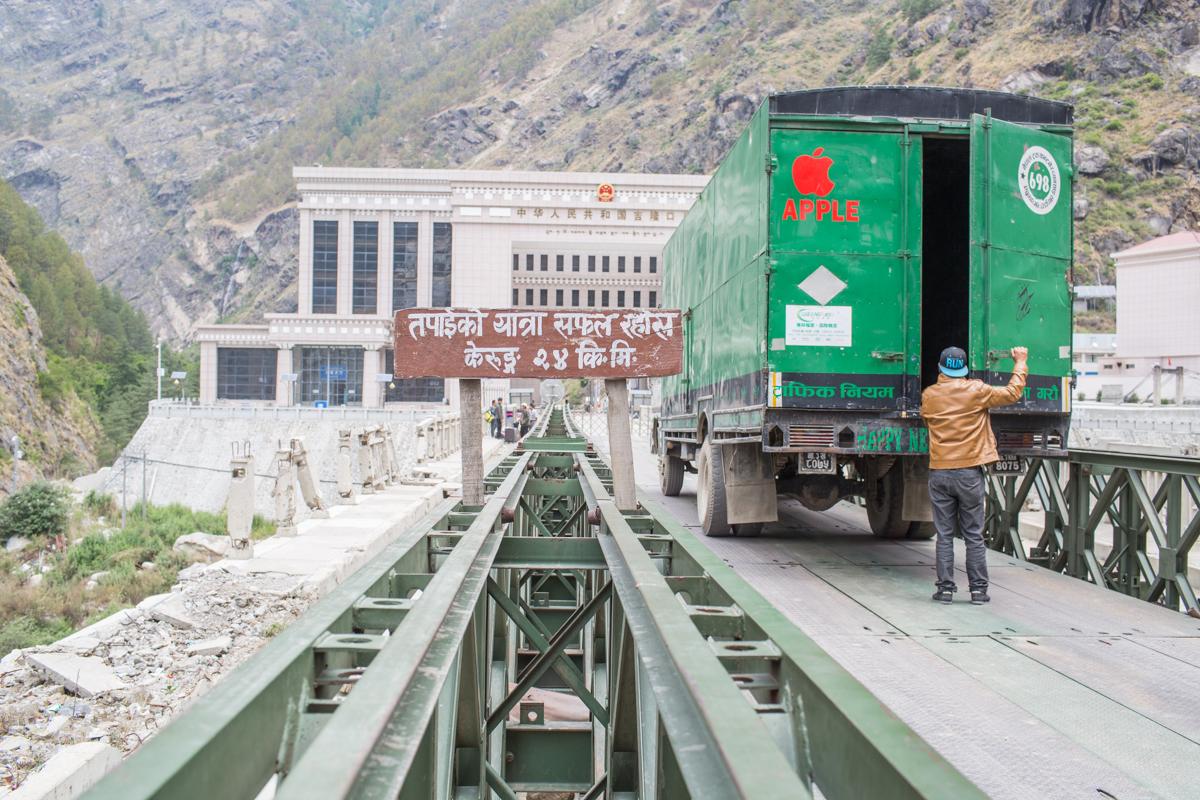 चीन नेपालसँगको व्यापारमा असहयोगी