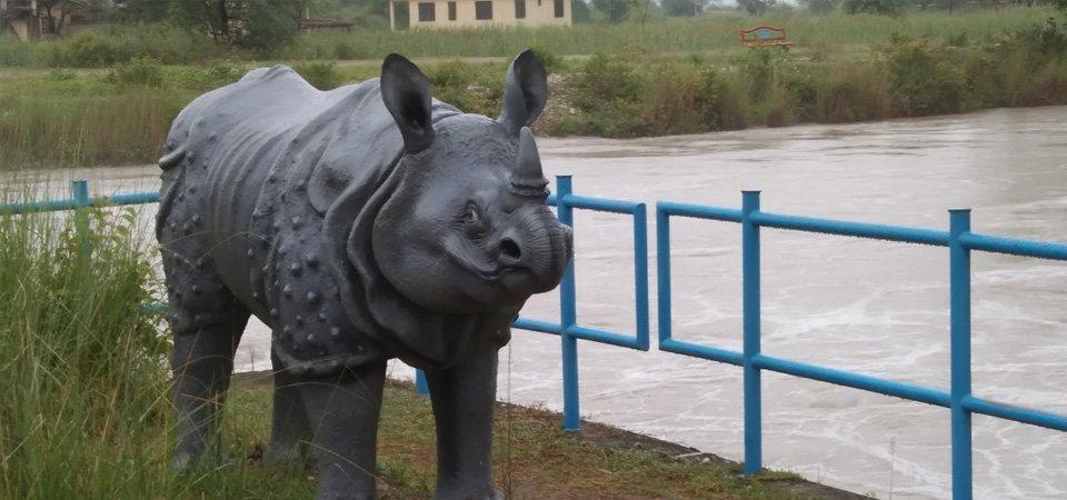 ओखरिया इन्टेक अहिले पर्यटकीय गन्तव्य बन्दै