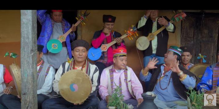 गायक जीवन गुरुङको आवाजमा 'ड्म्फुको ताकधिन' बजारमा
