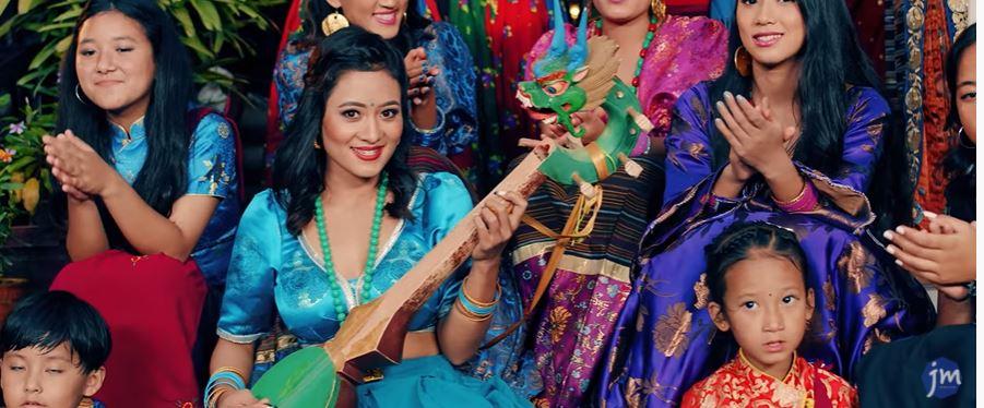 'ज्यान मैच्याङ' लिएर आए गायक संजय लामा